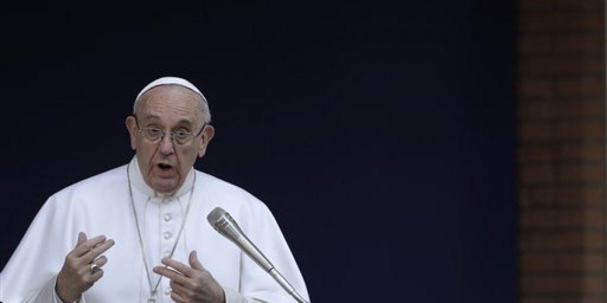 Papa: Migración no es peligro, sino reto para las sociedades