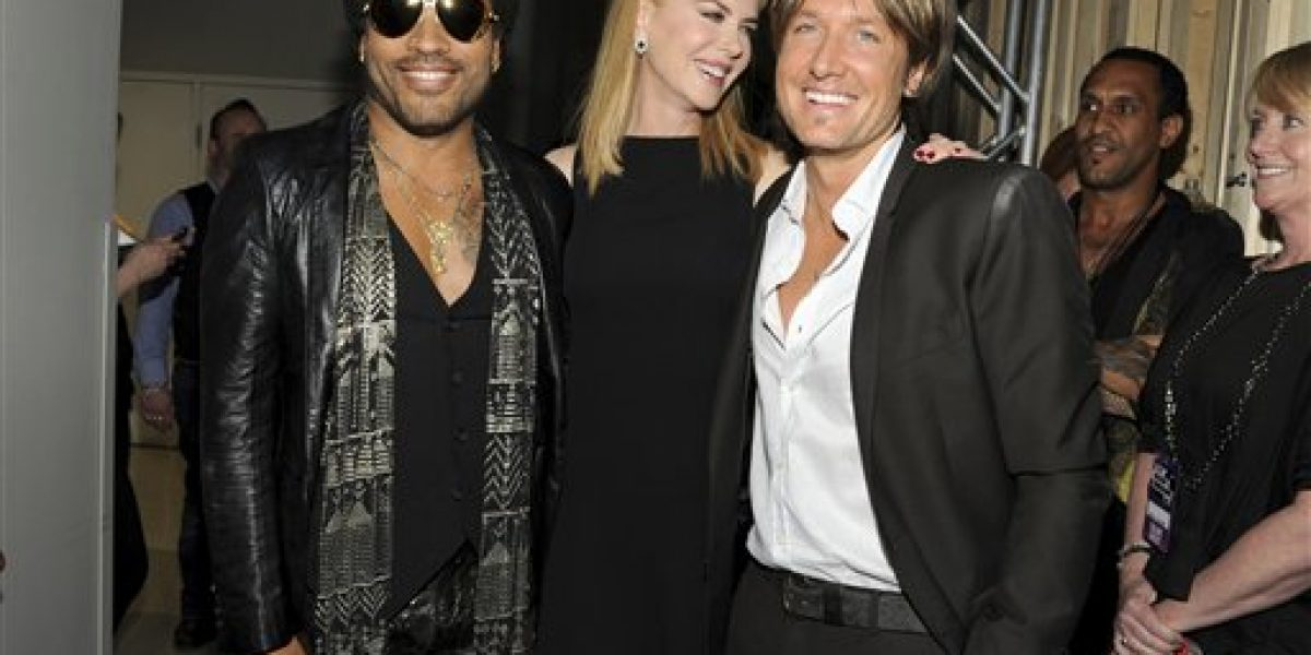 Nicole Kidman revela que estuvo comprometida con Lenny Kravitz