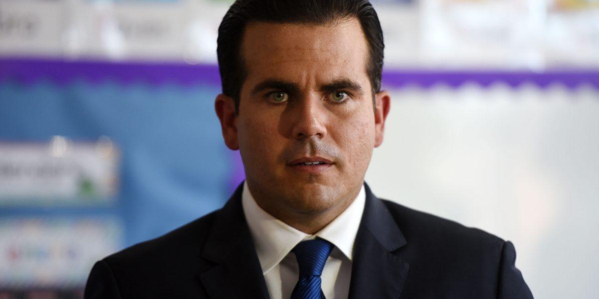 Rosselló reacciona llamada de Rivera Schatz a periodista