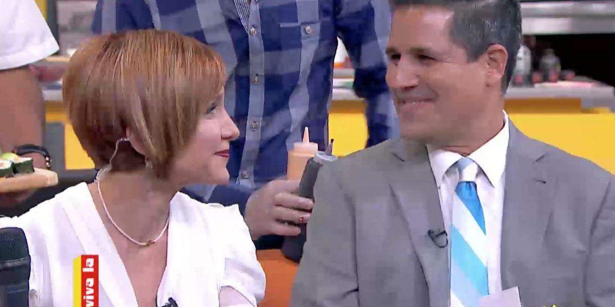 Normando Valentín hace llorar a Tita Guerrero