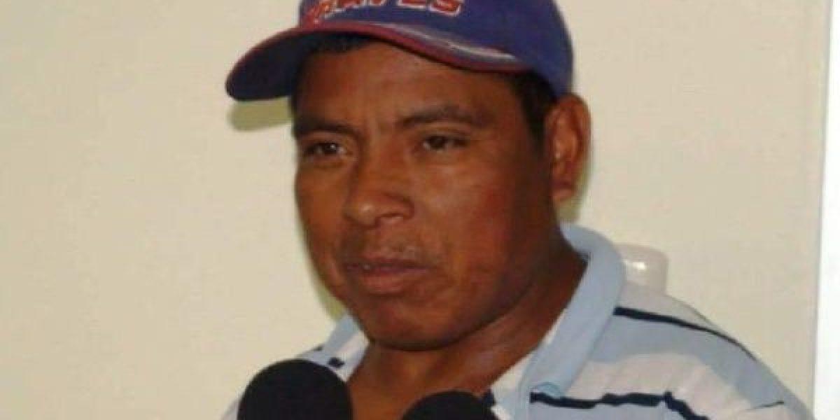 Asesinan líder indígena y comunitario en Honduras