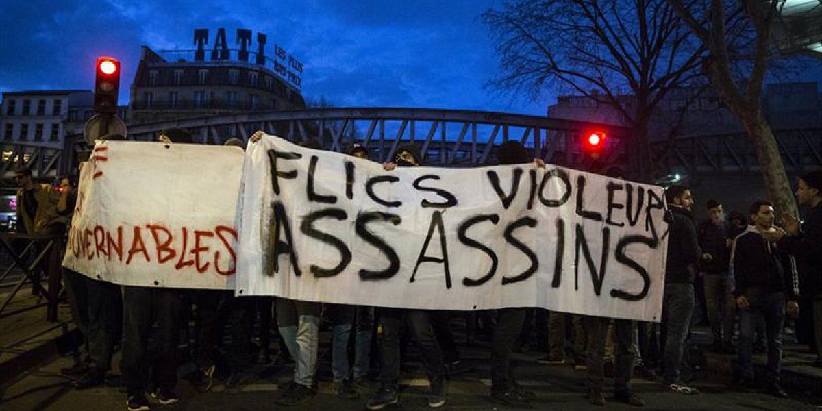 Protestarán contra la violencia policial en París