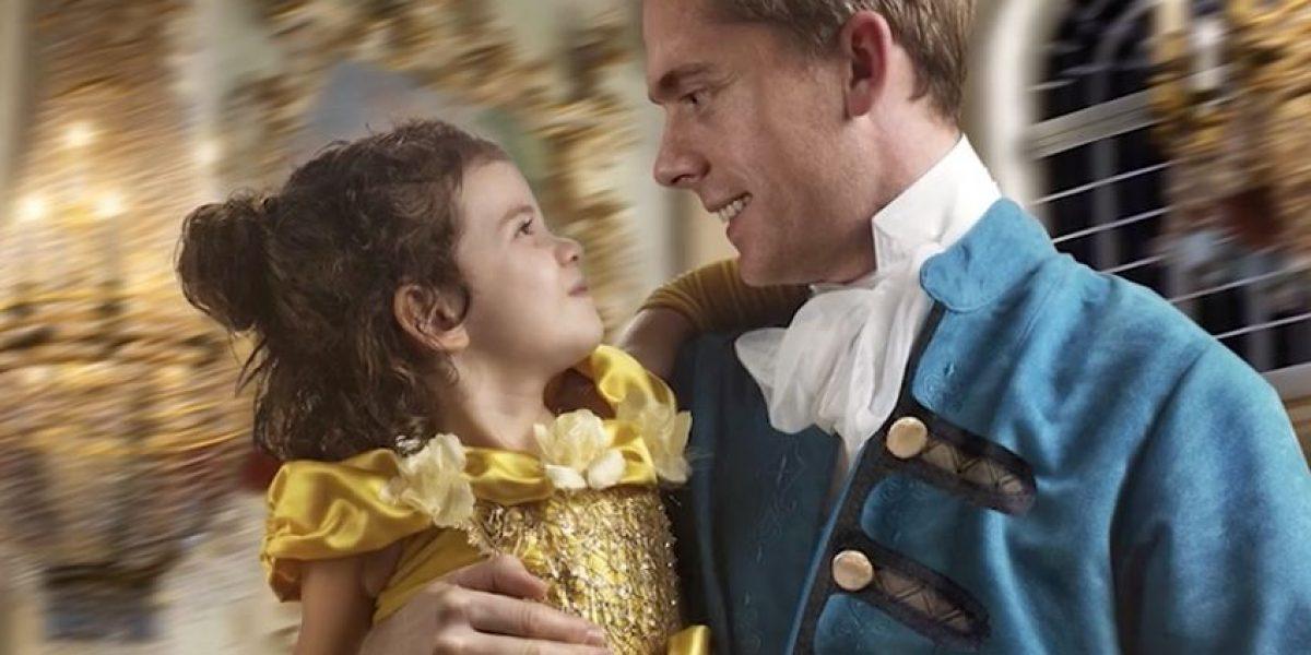 Padre se convierte en la Bestia para hacer realidad sueño de su hija