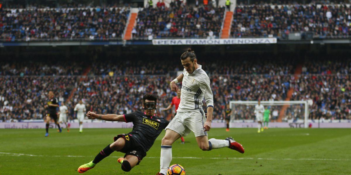 Vuelve Bale para marcar y dar victoria al Madrid