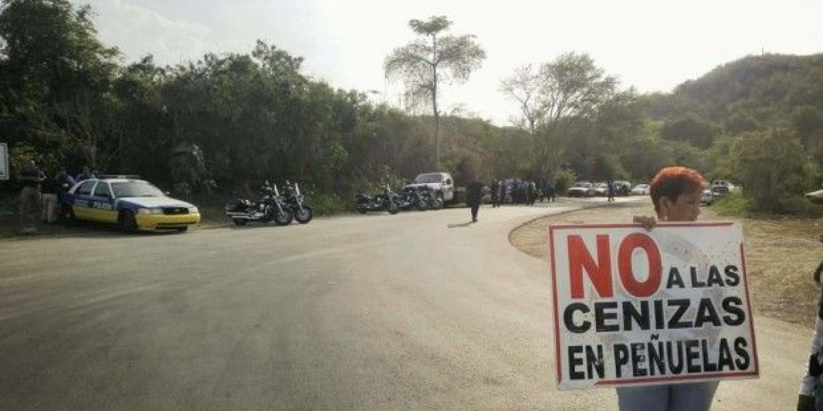 Denuncian AES contrató cabilderos para presionar depósito de cenizas en Peñuelas