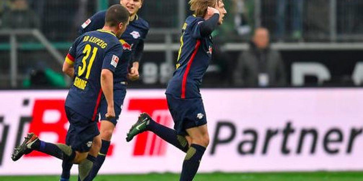 Leipzig obtiene triunfo y se acerca al puntero Bayern
