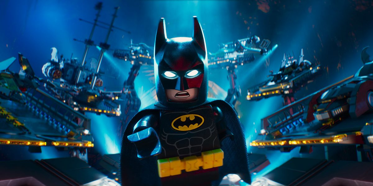 Lego Batman se mantiene como la más taquillera