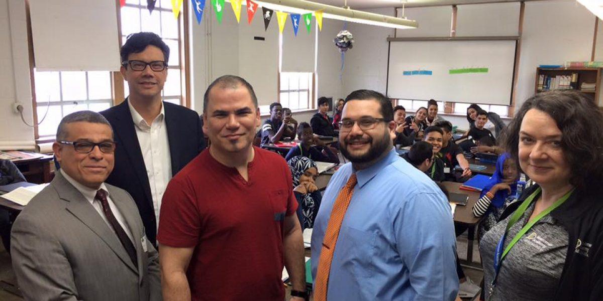 Más maestros se van de Puerto Rico
