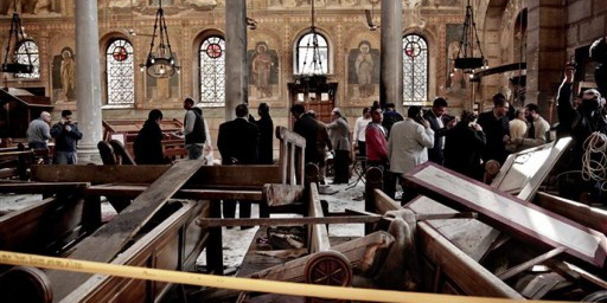 Estado Islámico amenaza con atacar a cristianos en Egipto