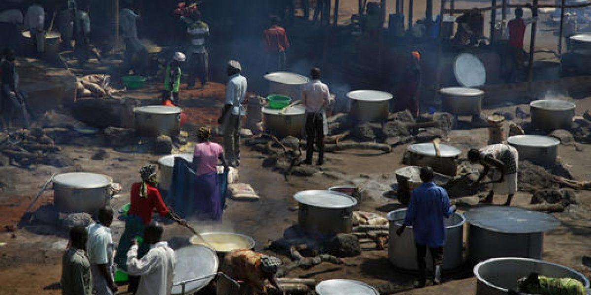 Declaran hambruna en parte de Sudán del Sur