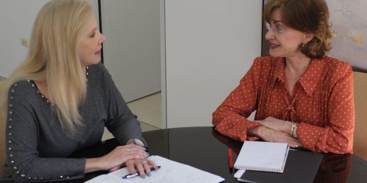 Reunión de transición en la presidencia de la UPR