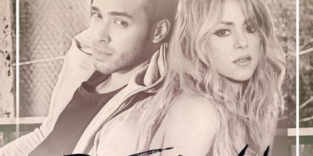 Prince Royce y Shakira se unen en romántica bachata