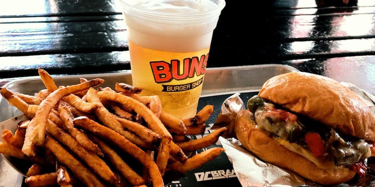 BUNS crea hamburguesa inspirada en festival We The Future