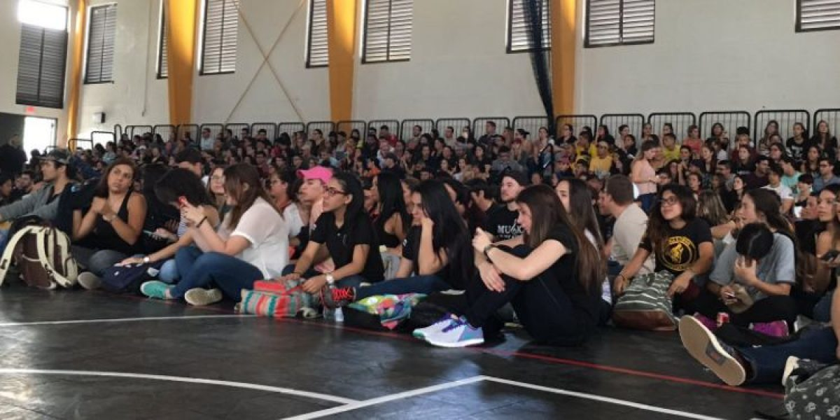 UPR de Arecibo decreta paro