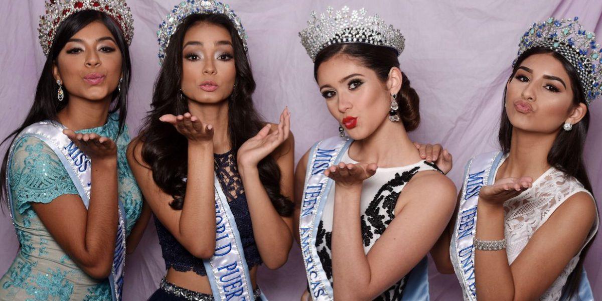 Centradas las ganadoras de Miss Teen World Puerto Rico 2017