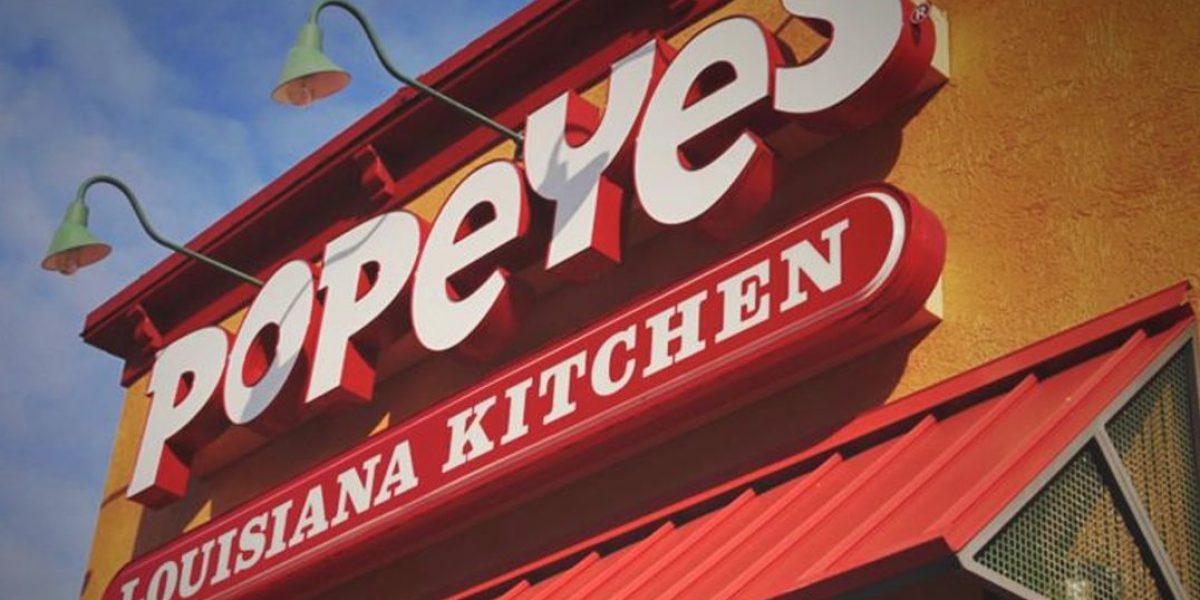 Burger King compra Popeyes