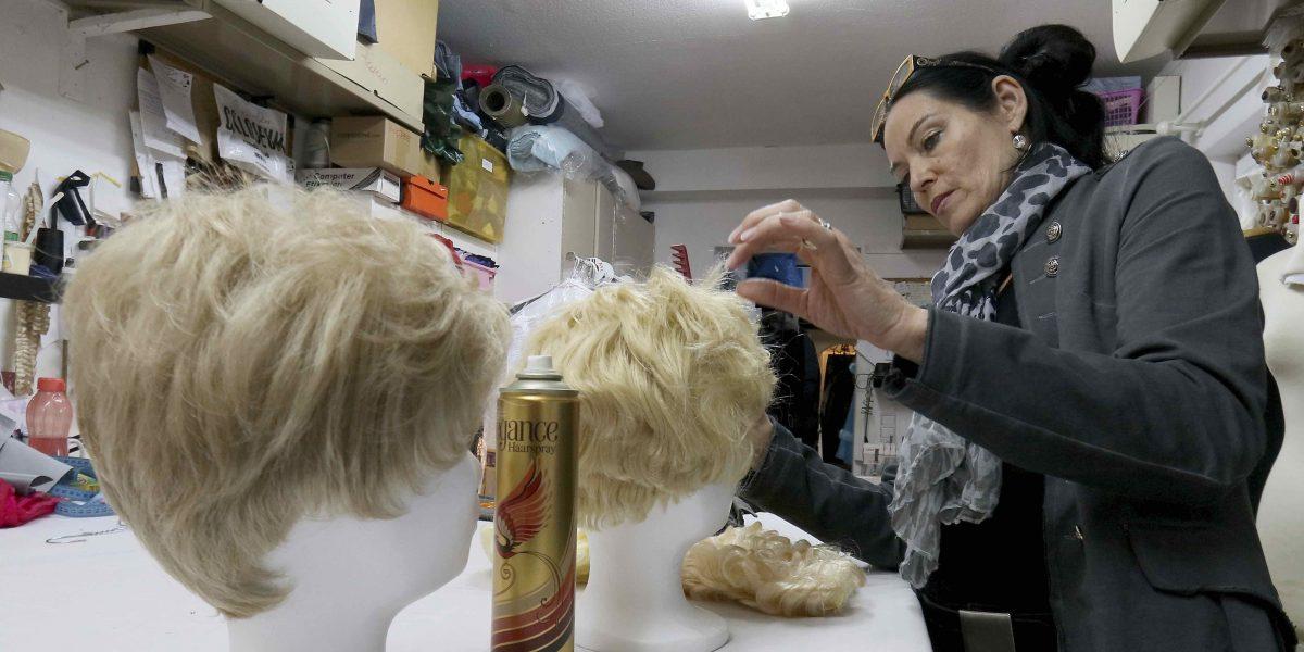 Gran demanda de pelucas de Trump para carnaval en Austria