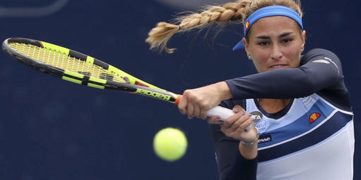 Mónica Puig adelanta a tercera ronda en Dubái