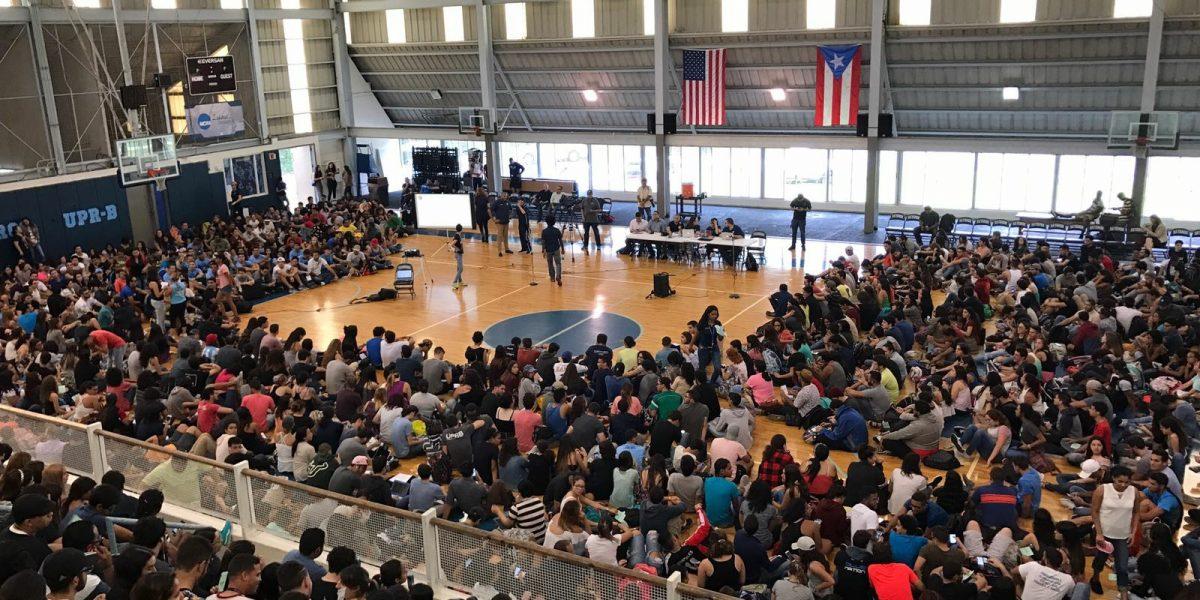 Convocan a los portones de la UPR en Bayamón