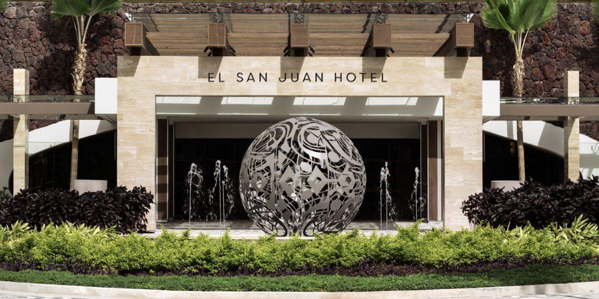 El San Juan Hotel abre sus puertas tras millonaria remodelación