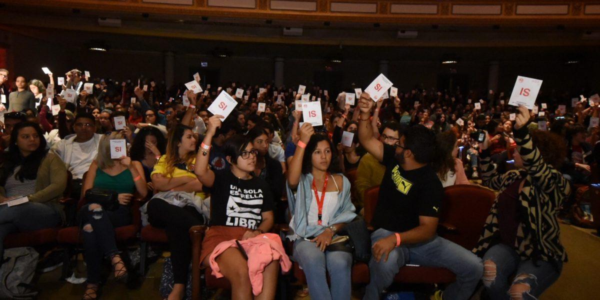Estudiantes UPR debaten educación con perspectiva de género