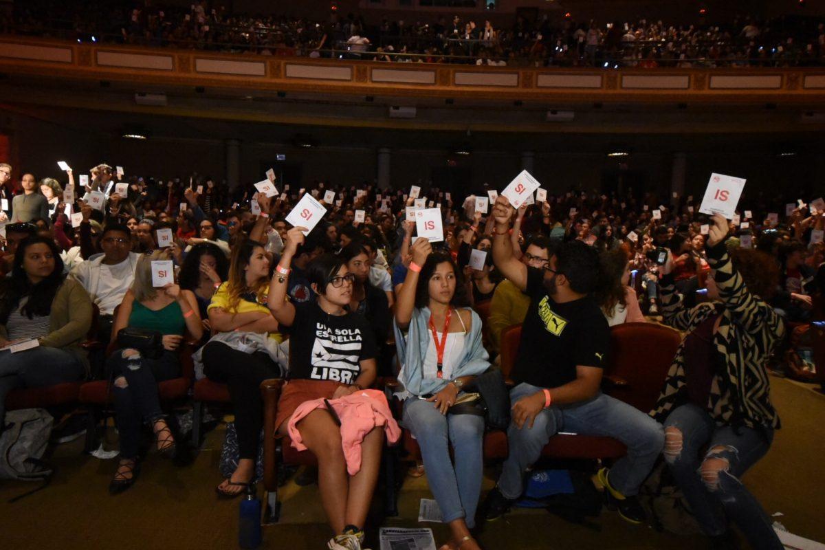 Asamblea UPR RP 2017