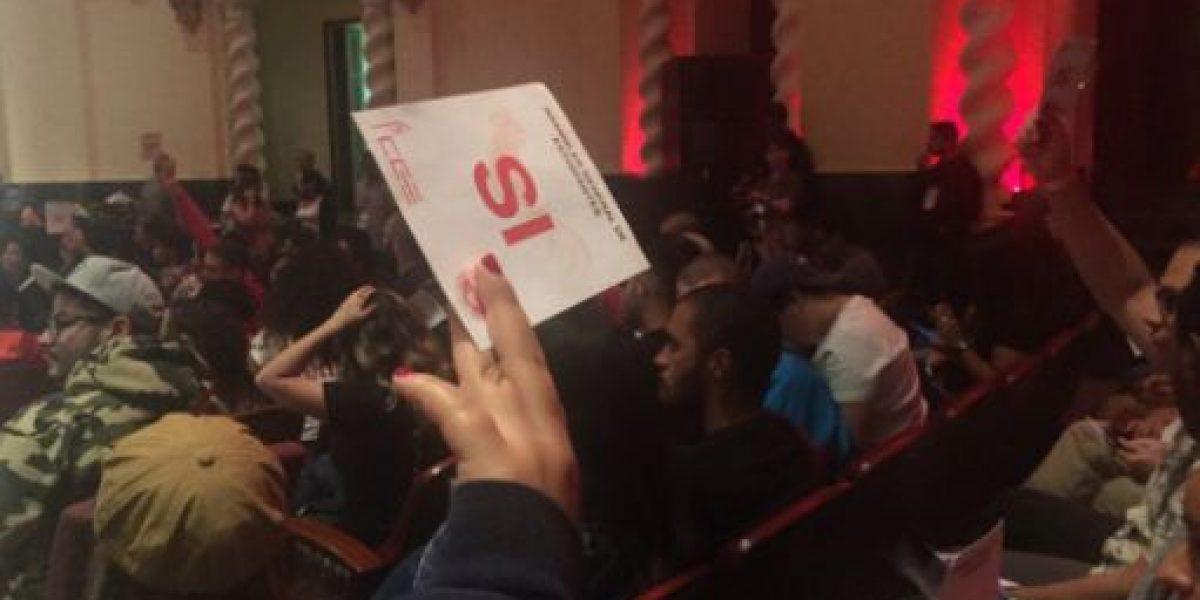 Sindicatos piden seguridad para estudiantes en paro UPR