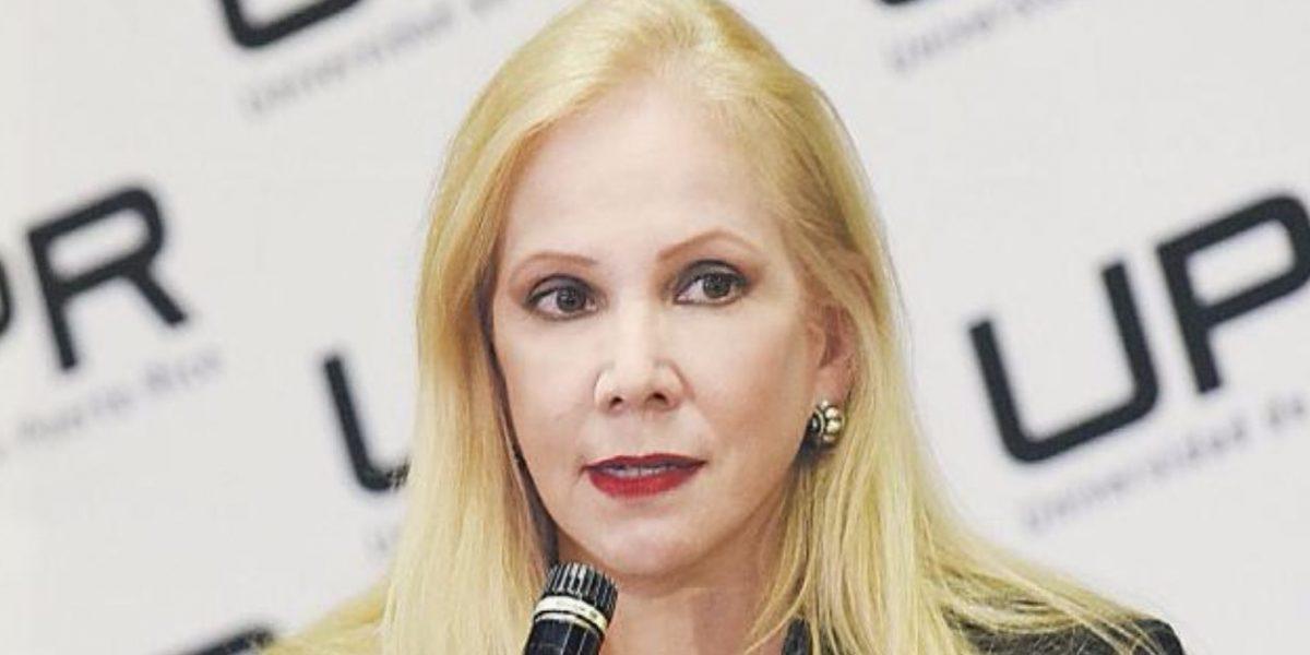 Presidenta interina UPR se reúne con la Junta de Control Fiscal