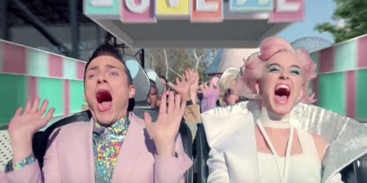 Katy Perry estrena video de