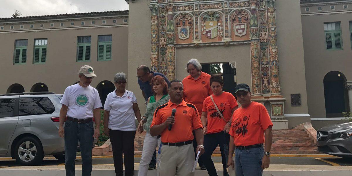 Empleados de la UPR se unirán a manifestaciones