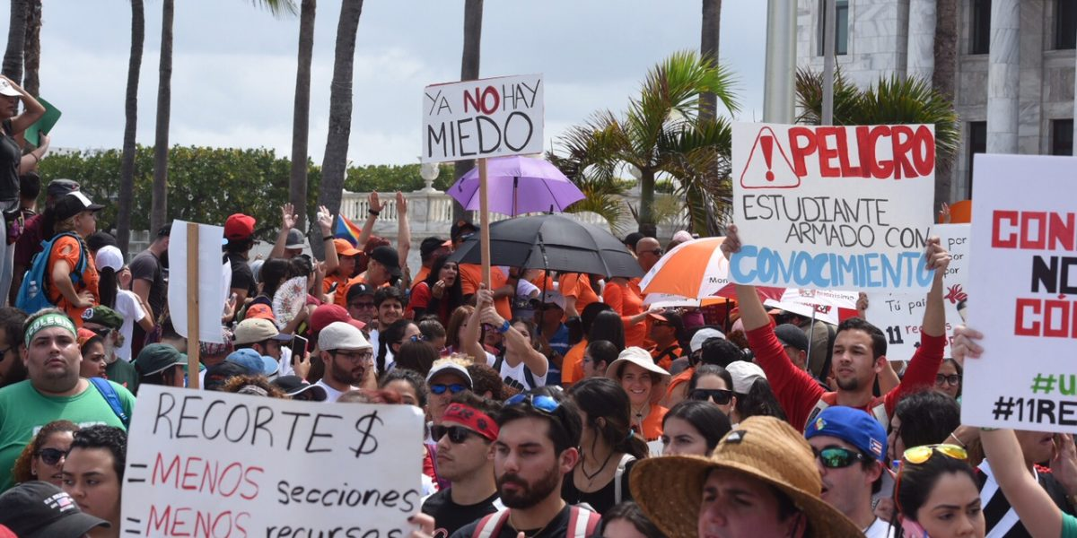 Estudiantes se expresarán tras surgir moción que restringe cobertura de la prensa
