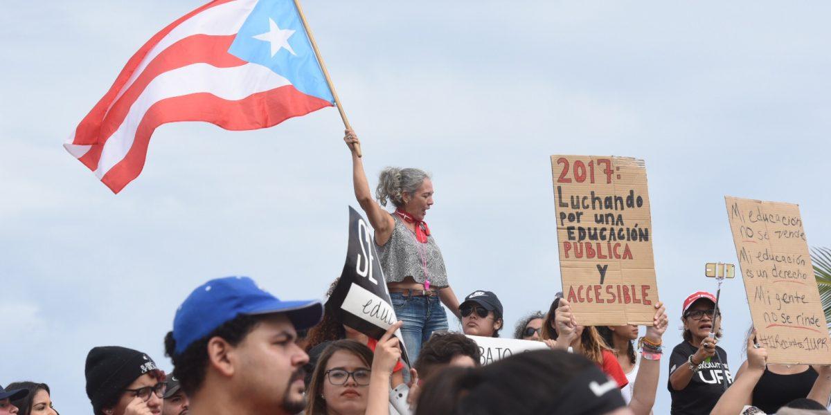 Estudiantes revocan determinación que restringe cobertura de los medios dentro de la UPRRP