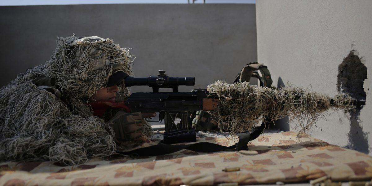Fuerzas iraquíes ganan terreno en Mosul