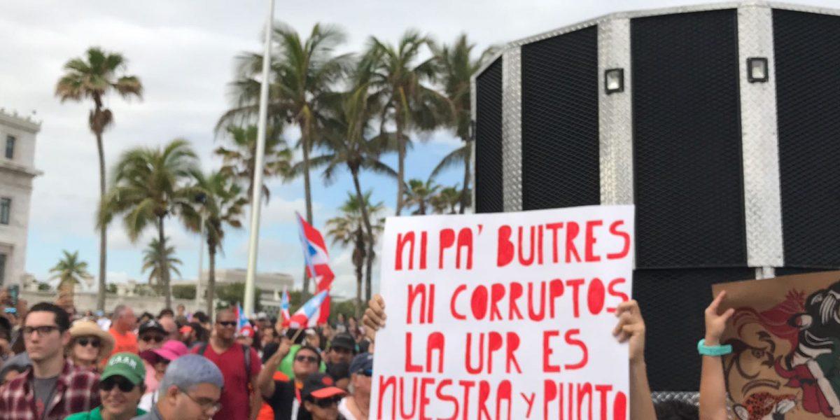 UPR: crucial encuentro de la Junta de Gobierno