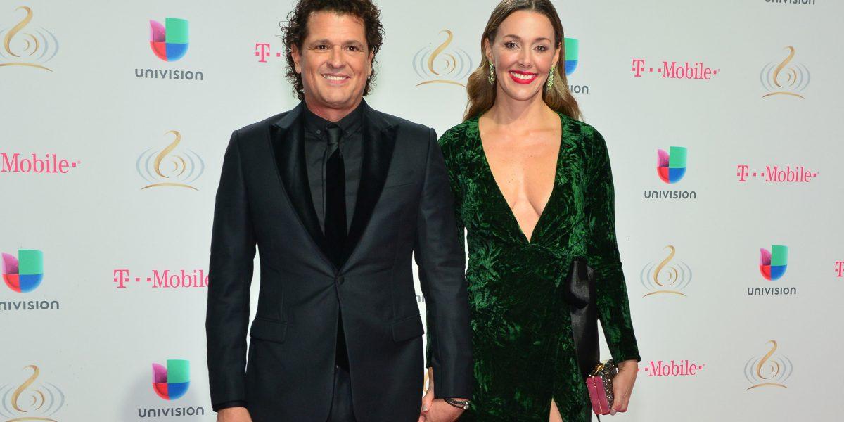 Estrellas latinas destilan glamour sobre la alfombra rosa de los Premios Lo Nuestro