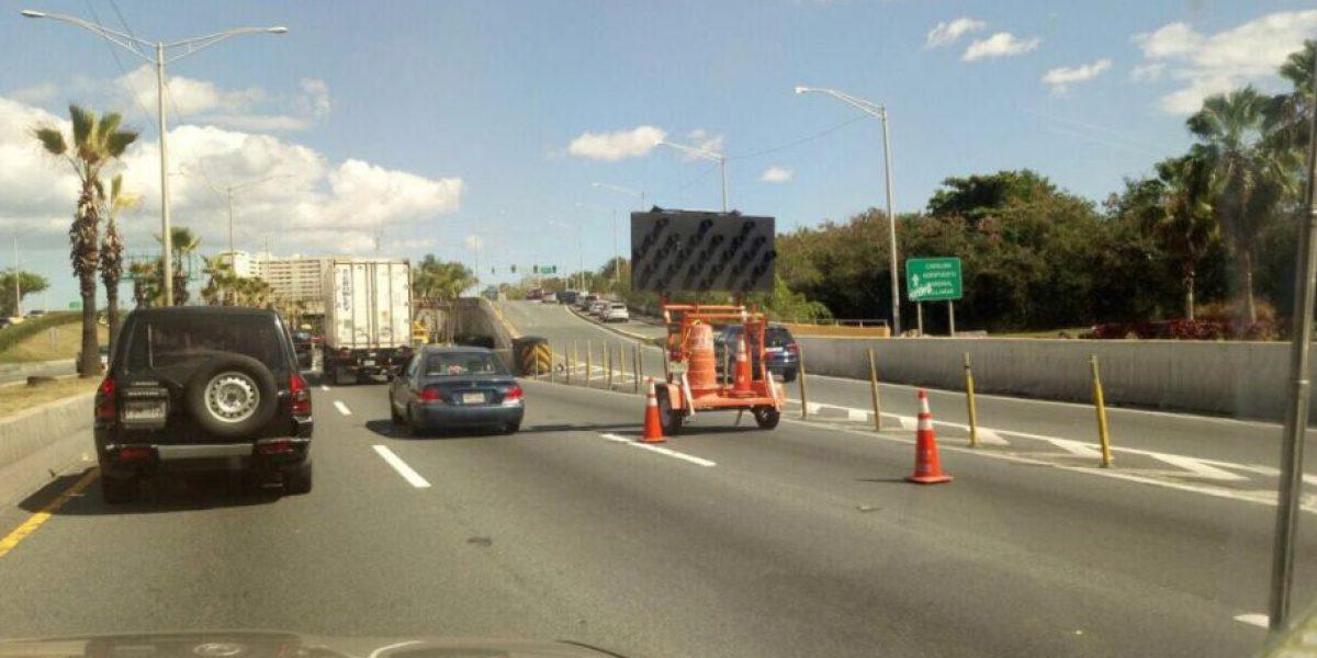 Anuncian trabajos en las carreteras del país el fin de semana