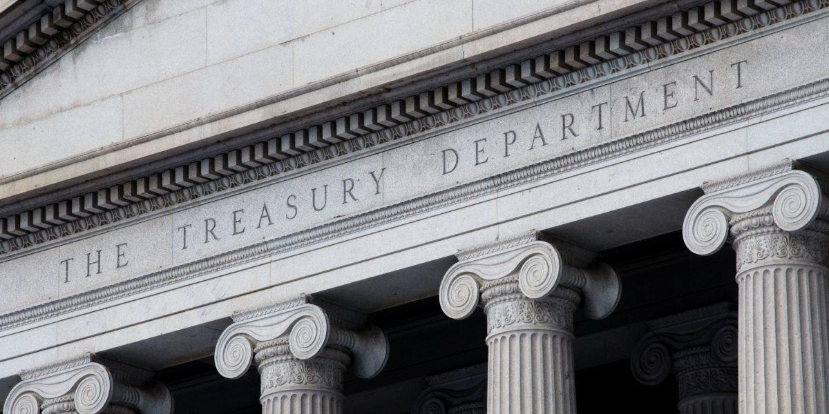 Hablan presidente de la Junta y secretario del Tesoro federal
