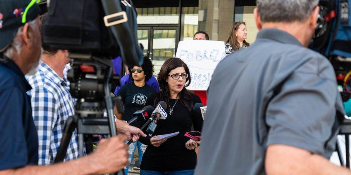 Critican a Mariana Nogales por querer imponer su