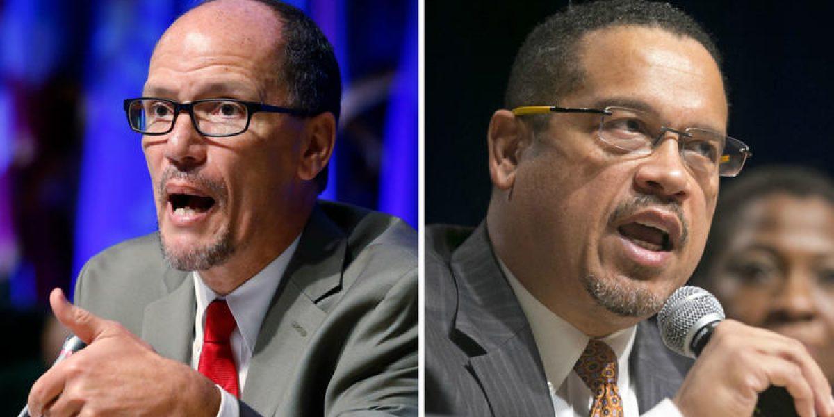 Demócratas votan por nuevo líder partidista