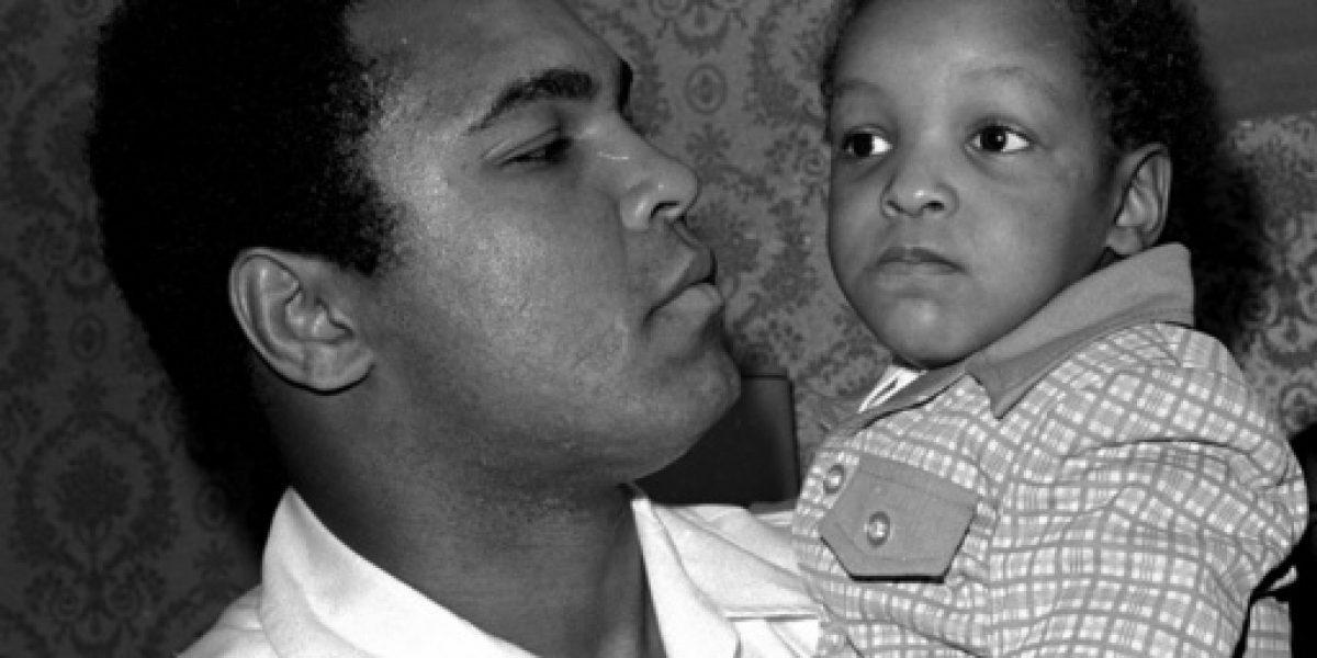 Detienen hijo de Muhammad Ali en aeropuerto de Florida