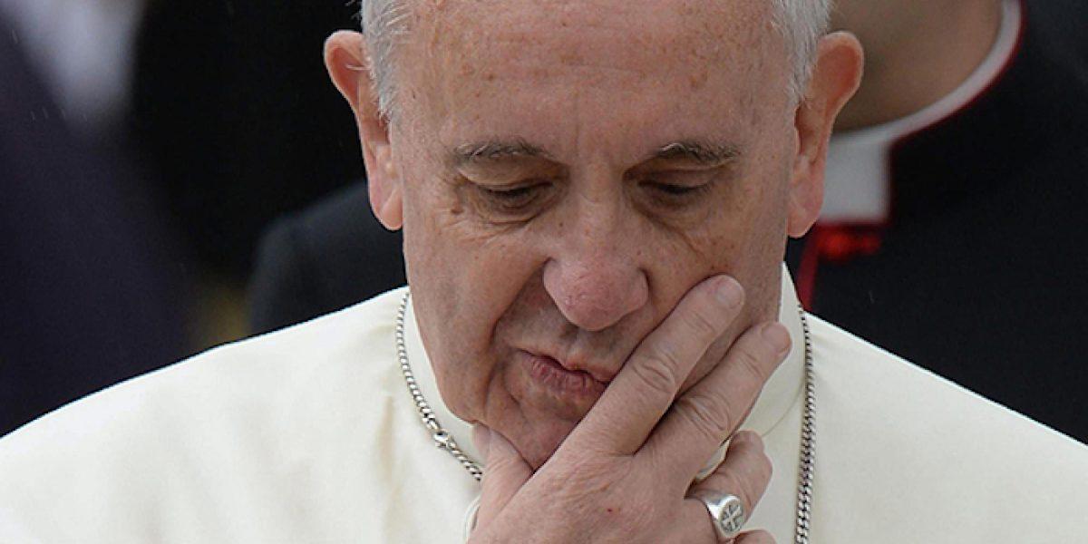Papa Francisco otorga misericordia a curas pederastas