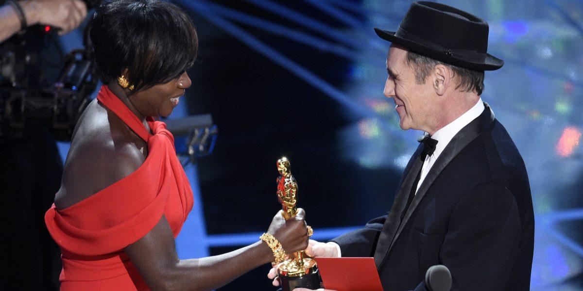 Estos son los ganadores del Óscar.