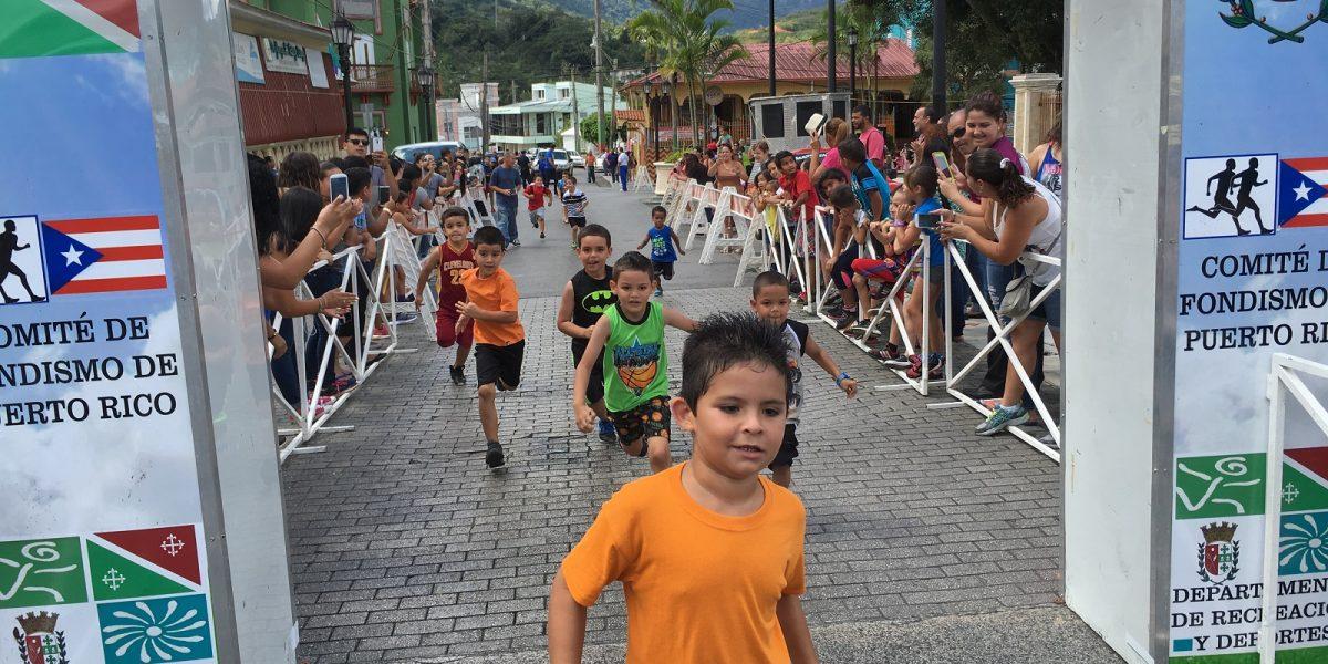 Combaten obesidad con maratón La Candelaria en Adjuntas