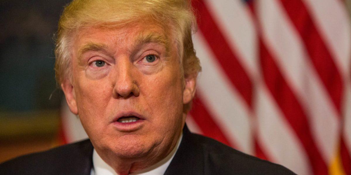 Trump no irá a cena de corresponsales porque