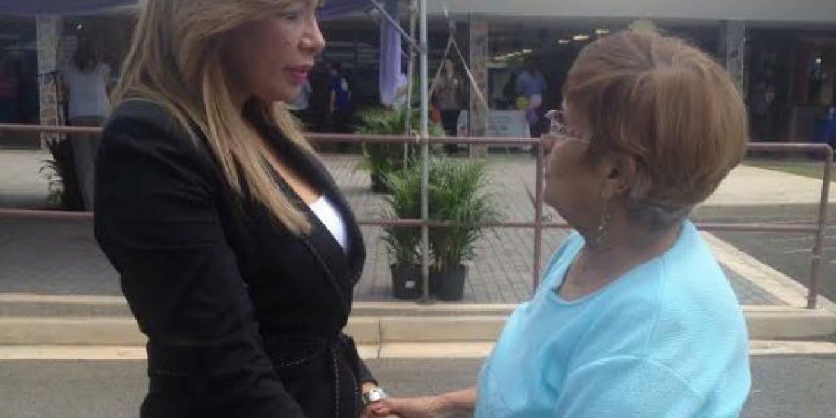 Evelyn Vázquez urge por medidas para erradicar pobreza