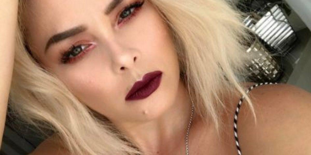 Esposa de Miguel Cotto se muestra sin maquillaje