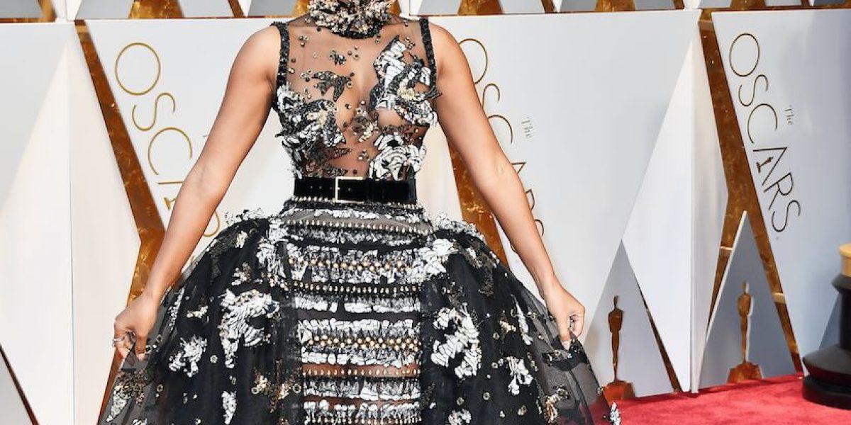 Fotos: Las peores vestidas de los Oscar 2017