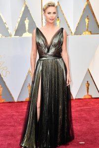 Charlize Theron. Exquisita.