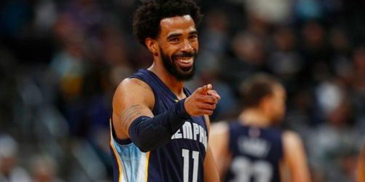Conley anota 31 puntos y Grizzlies se imponen a Nuggets
