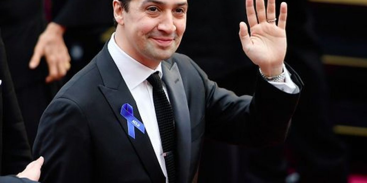 Lin Manuel Miranda se deja sentir en el Óscar